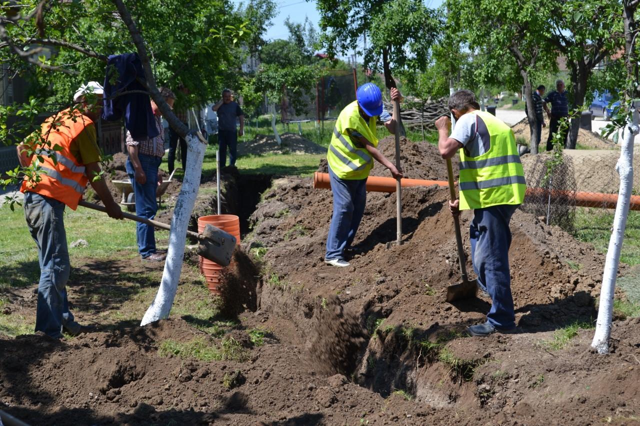 Apă şi canalizare de jumătate de miliard de euro, în Arad