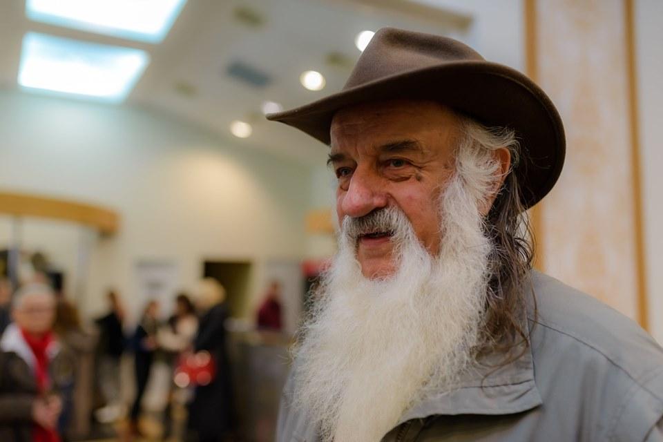 Ioan Kett-Groza, expoziție aniversară, la împlinirea a 80 de ani