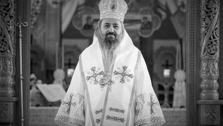 Episcopul Devei şi Hunedoarei, Gurie, a decedat în urma COVID-19